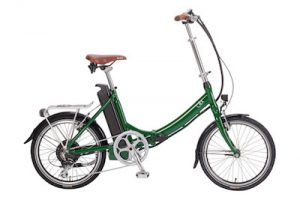 Blix Vika+ Folding E-bike
